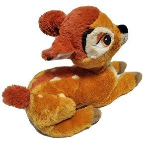 Official Disney Store Exclusive Bambi Lying Down